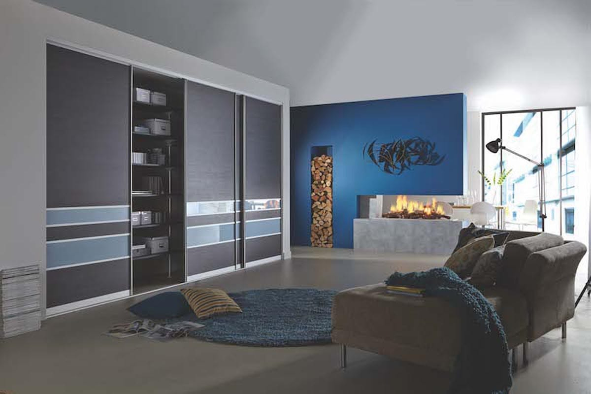 Fitted Bedroom Design and Installation