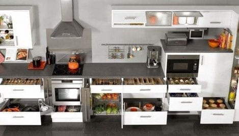 Accessorising Fitted Kitchens: Helpful Advice and Tips