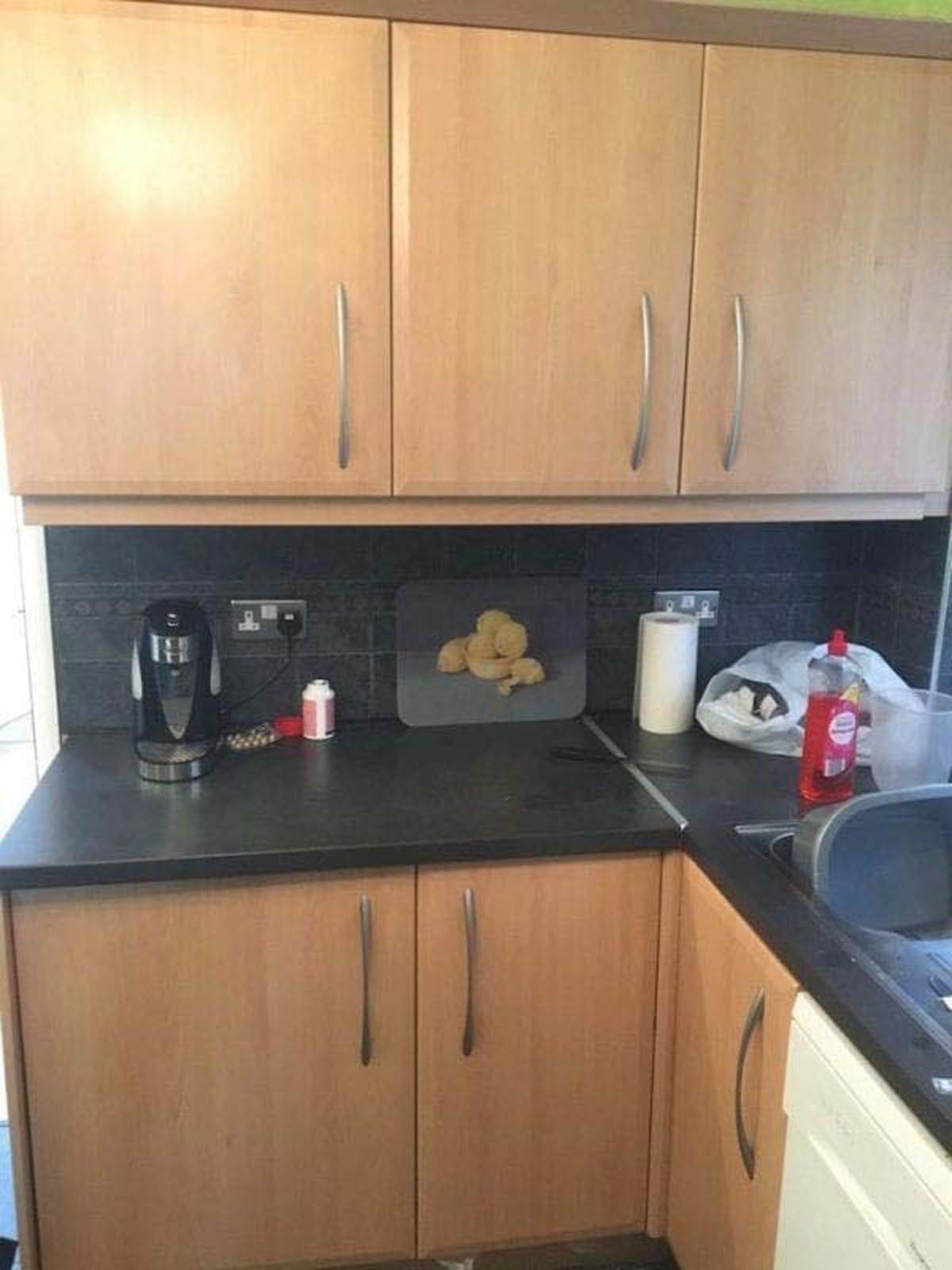 Mrs Ayres Kitchen Installation Borrowash