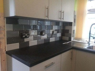 Mrs Ayres Kitchen Installation Borrowash