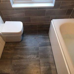 Mr and Mrs Birnie Bathroom Conversion