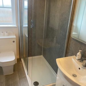 Mr and Mrs Braisby's Bathroom Installation, Ilkeston
