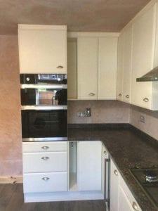Mr and Mrs Bruetons' Kitchen Installation, Ilkeston