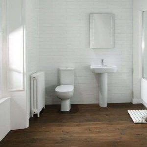 Fully Fitted Bathroom Package | Fitted Bathroom Specialists
