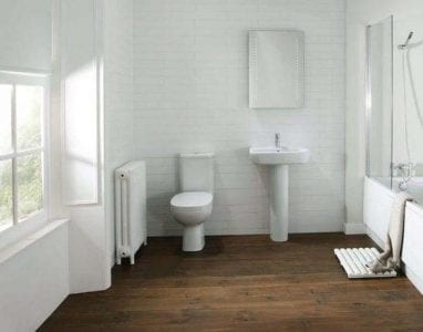 Fully Fitted Bathrooms For £3495