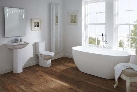 Caring for Your Bath: Fitted Bathrooms