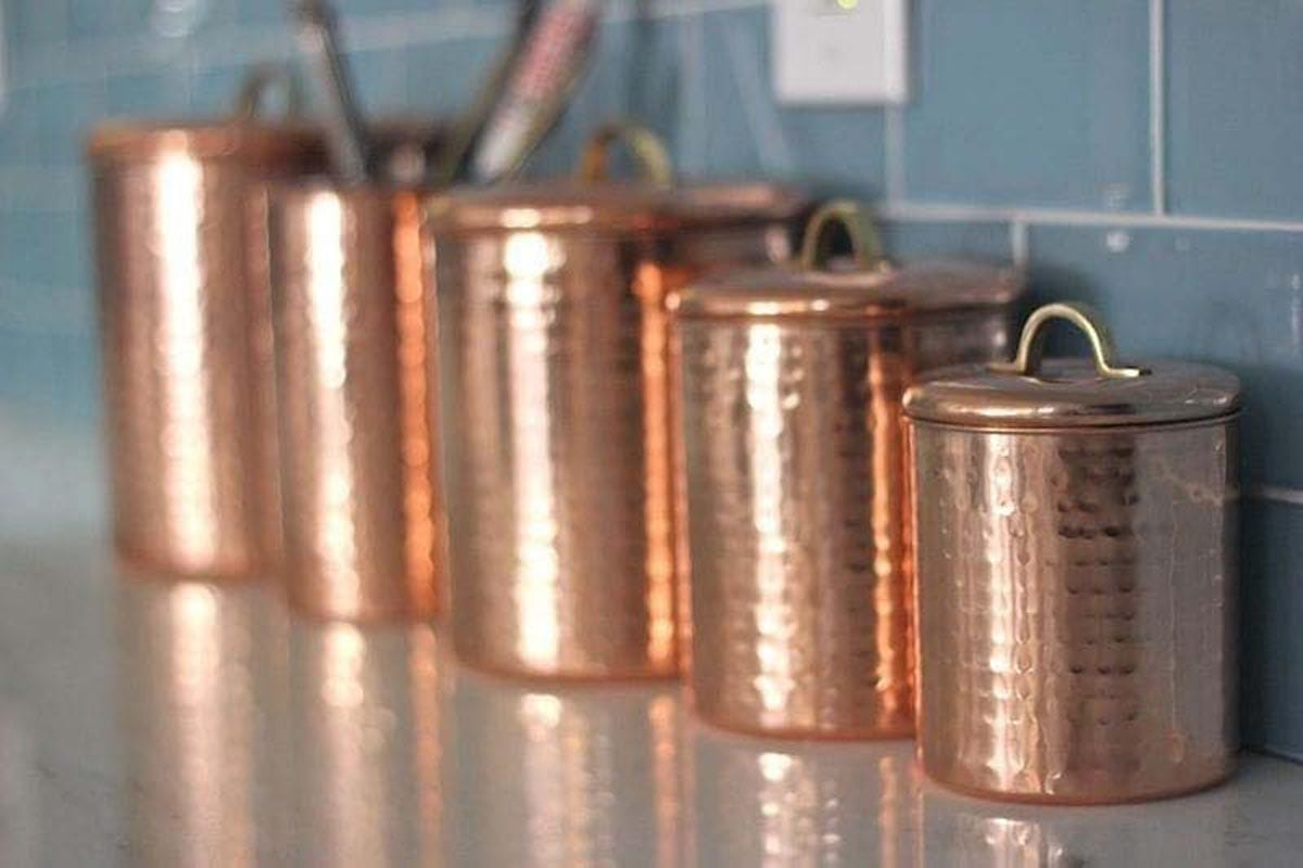 copper accessories for kitchen on trend copper kitchen accessories more choice than 5781