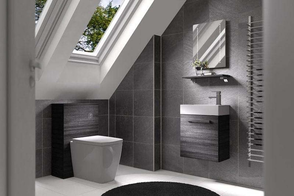 create an ensuite bathroom what does it cost to create an. Black Bedroom Furniture Sets. Home Design Ideas