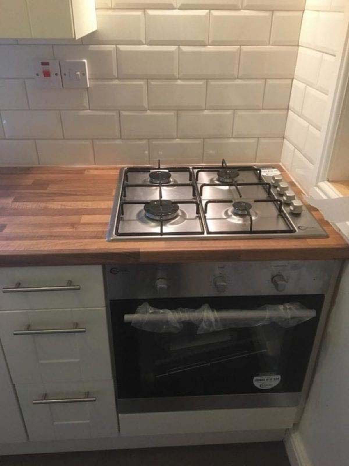 Mr and Mrs O'Sullivan's Kitchen Installation Derby