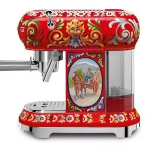 Dolce & Gabbana Appliances: New Sicilian-Themed SMEG Appliances