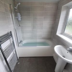 Mr and Mrs Doxey's Bathoom, Bilborough