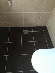 Wetroom Installation for Mr Westbury