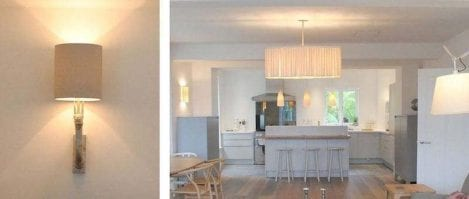 Feature Lighting: Add a Flourish To Your Home
