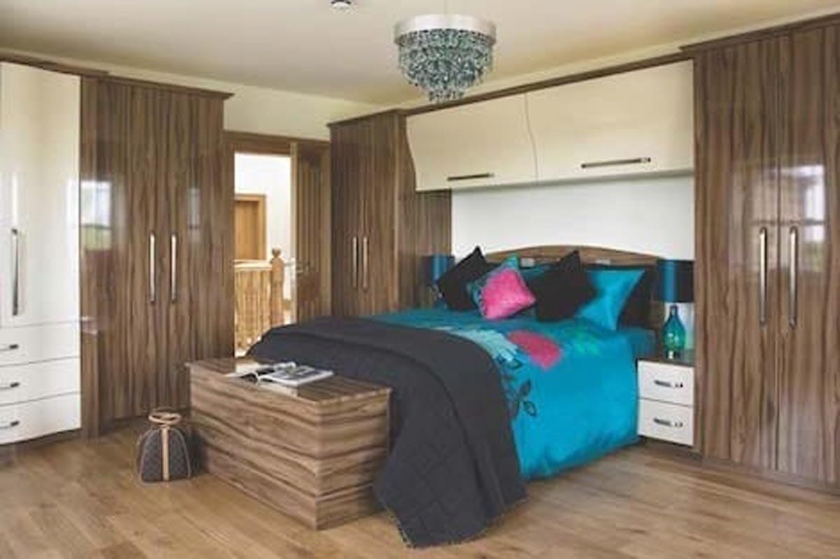Fitted Bedrooms By Aquarius Home Improvements
