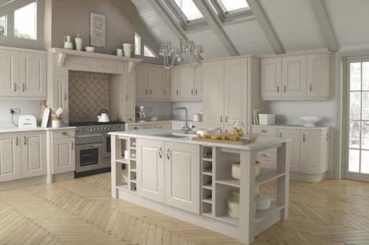 Fitted Kitchens By Aquarius Home Improvements