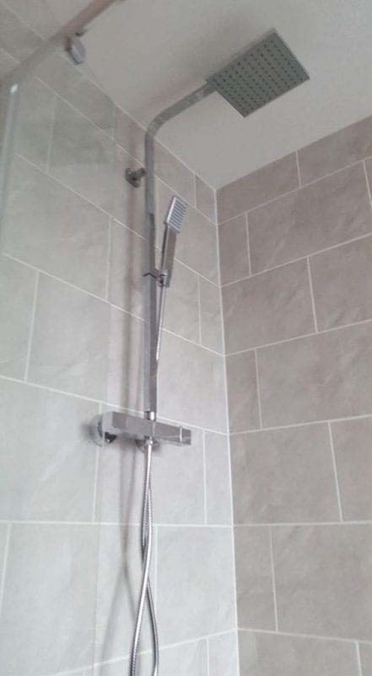 Freestanding Bath Installation, Ilkeston