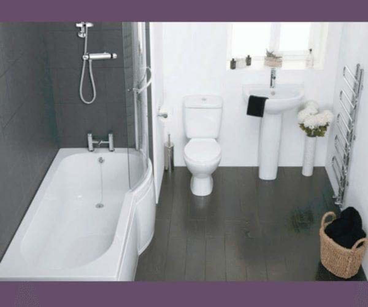 Fully Fitted Bathroom For 2495 Fitted Bathroom Packages
