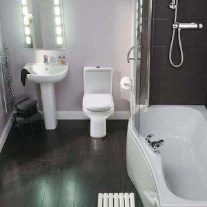 Starter Bathroom Package For £2495