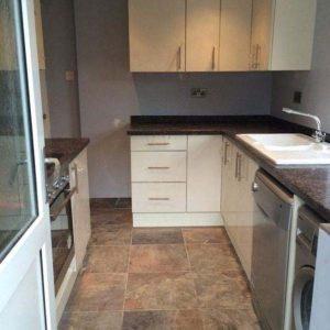 Mr and Mrs Johnsons' Kitchen Installation, Ilkeston