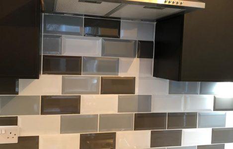Miss Handley Kitchen Installation, Hucknall