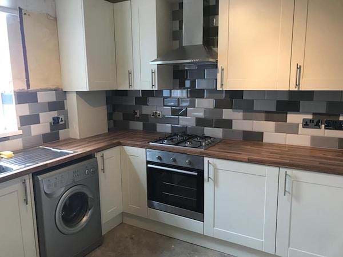 Mr Brenham Fosters Kitchen Installation, Heanor