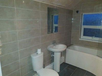 Ms Brickhill Bathroom Installation
