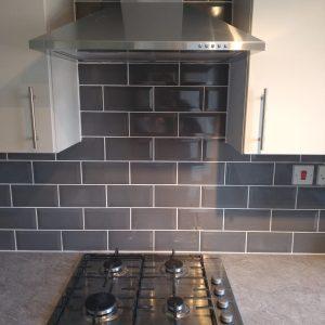 Mr Ince's Kitchen Installation, Ilkeston