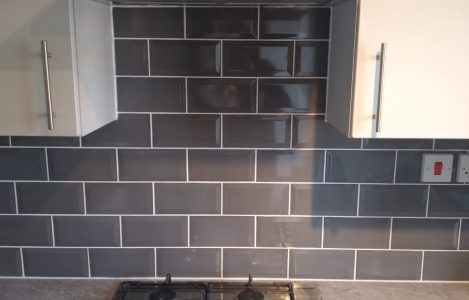 Mr Ince's Kitchen Installation, Ilkeston