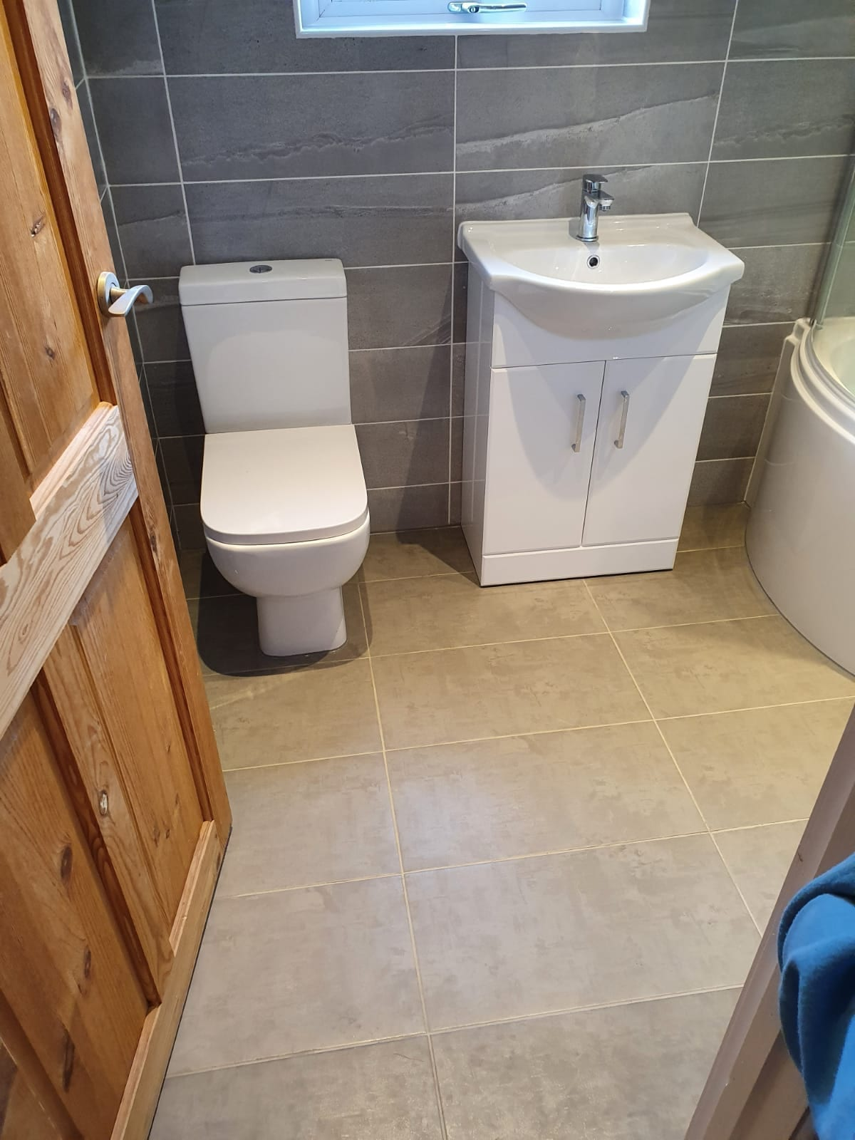 Justine and Russel Bathroom, Bestwood