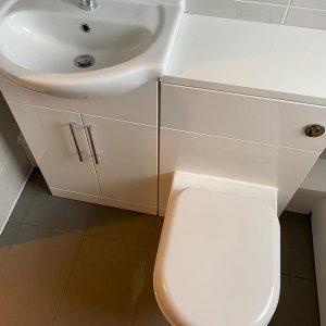 Mr and Mrs Khoury Bathroom, Nottingham