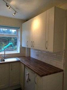 Mr and Mrs Upton's Kitchen Installation, Shepshed