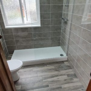 Mr and Mrs Lacey Bathroom, Long Eaton