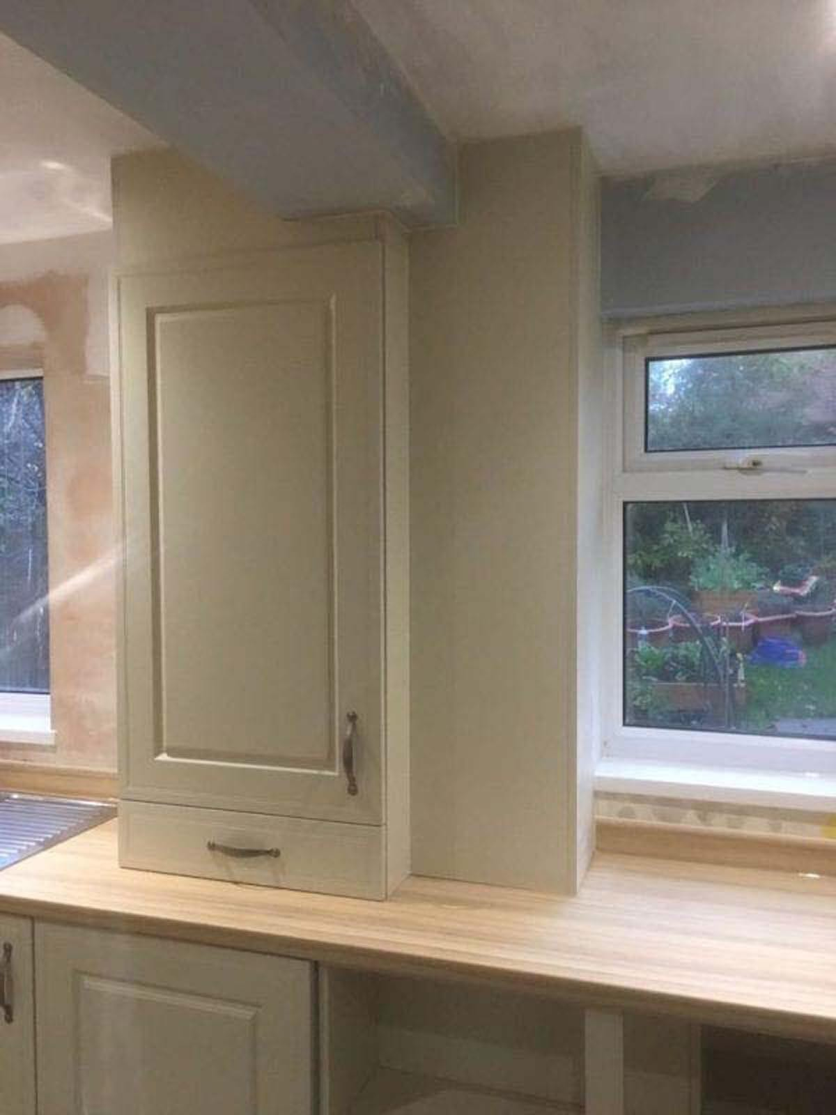 Mr and Mrs Grettons' Kitchen Installation, Ilkeston