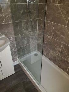 Mr and Mrs Brockways' Bathroom Installation, Long Eaton