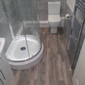 Ms Longton Bathroom, Kirkby In Ashfield