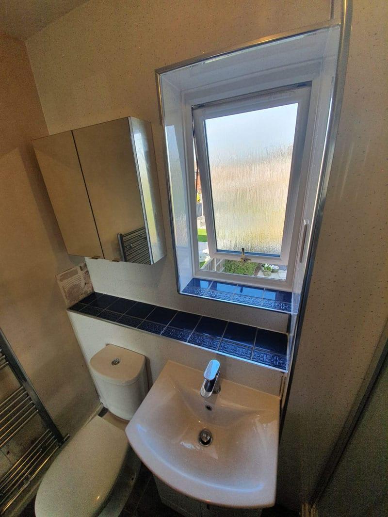 Mr and Mrs Merkelts Ensuite Bathroom, Alvaston