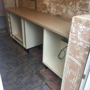 Mr and Mrs Thompsons Kitchen Installation, Littleover