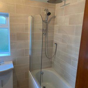 Mr and Mrs Midgelow Bathroom, Sandiacre