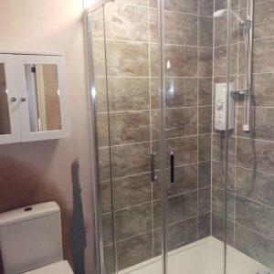 Mary Mitchell Bathroom Installation, Loughborough