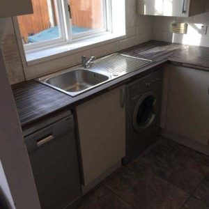 Mr and Mrs Watsons Kitchen Transformation Ilkeston