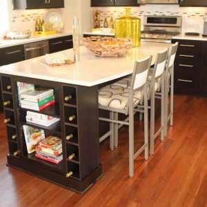 A Multi-Function Kitchen is Bang on Trend