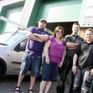 New Address for Aquarius Home Improvements LTD