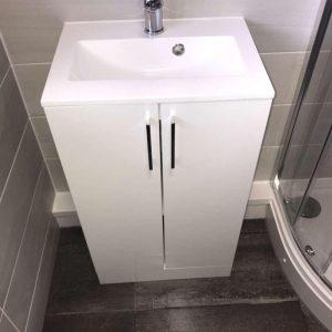 Ms O' Sullivans Bathroom, Long Eaton