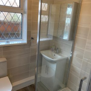 Mr and Mrs Parker's Bathroom, Wollaton