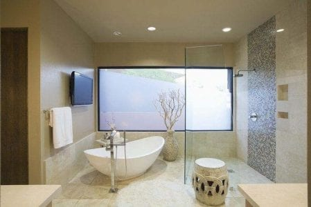 Relaxing Bath Ideas: A Relaxing Bath Can Take Your Mind Off Anything.