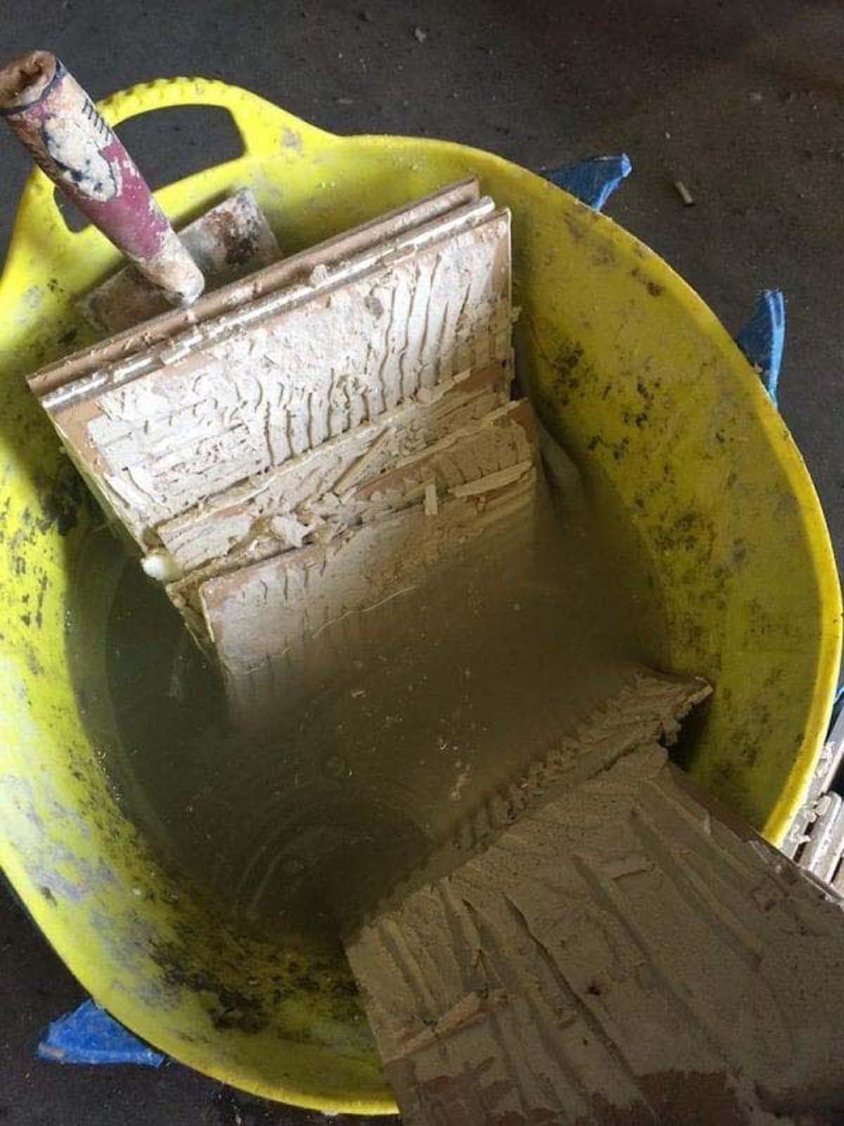 Reuse Ceramic Tiles | Keep Existing Bathroom Tiles
