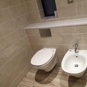 Mr and Mrs Richardsons Bathroom With Alexa Shower
