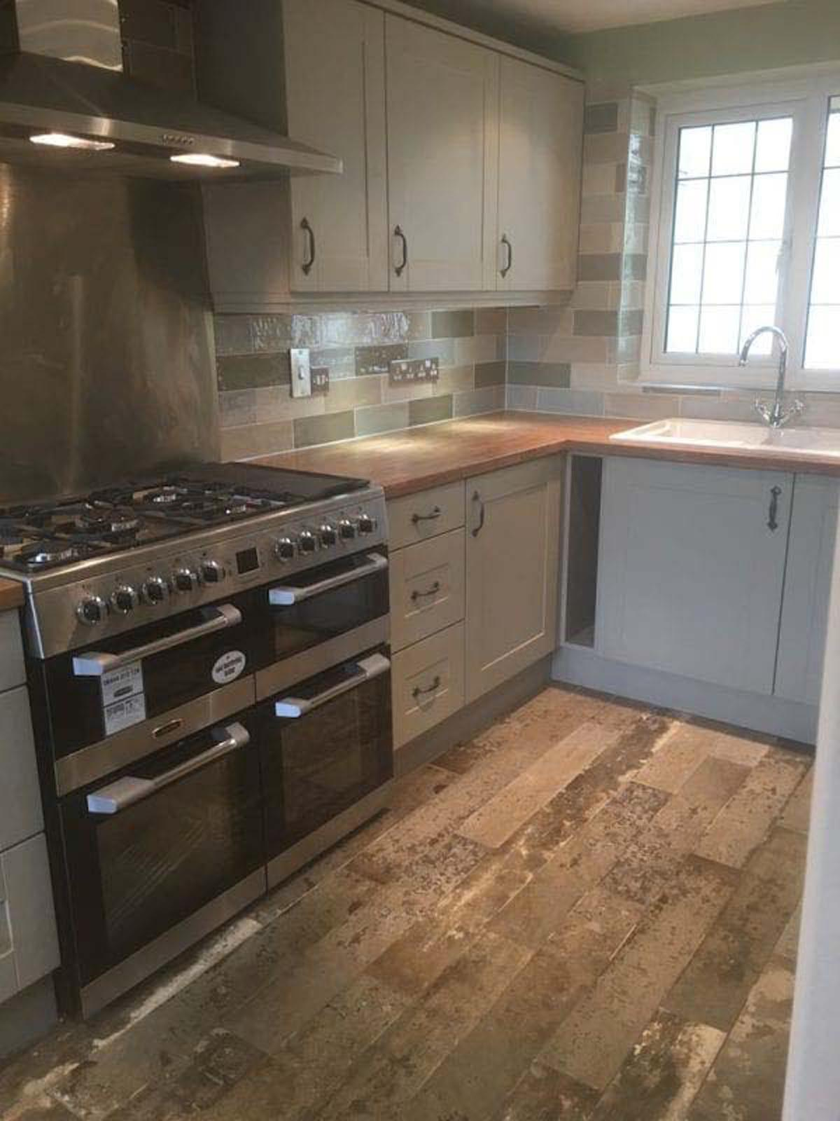 Mrs Riley's Traditional Kitchen Transformation, Trowell