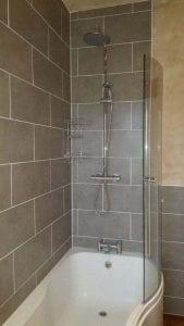 Mr and Mrs Rose Bathroom Installation Long Eaton