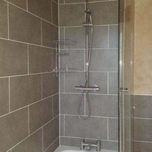 Mr and Mrs Rose Bathroom Installation Long Eaton